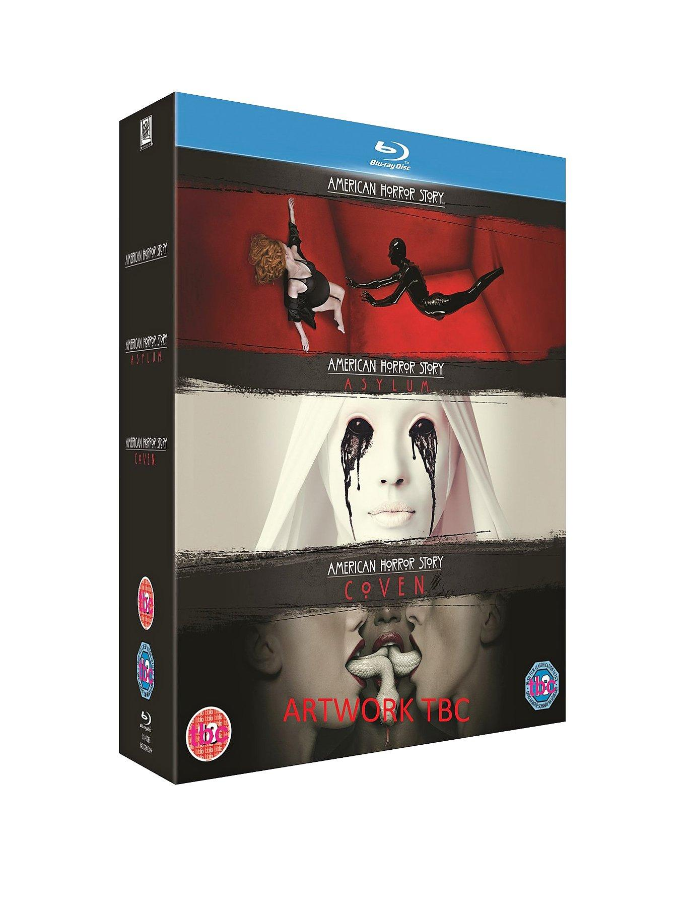 American Horror Story - Seasons 1-3 Blu-Ray Boxset