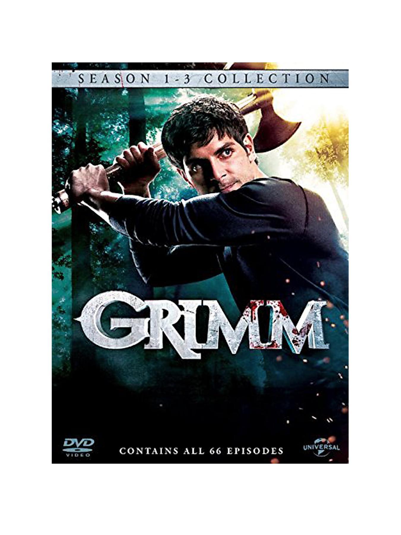 Grimm - Seasons 1-3 DVD Boxset