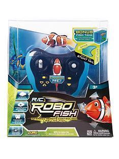 robo-fish-remote-control
