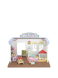sylvanian-families-toy-shop