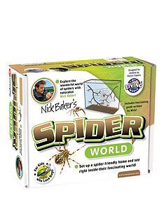 my-living-world-spider-world