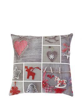 hamilton-mcbride-christmas-heart-cushion