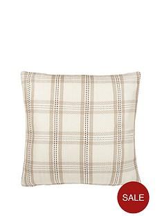 herringbone-check-cushion