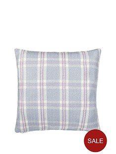herringbone-check-cushion