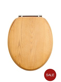 limed-oak-toilet-seat