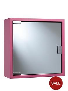 croydex-coloured-steel-cabinet-pink