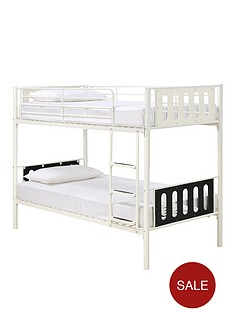 kidspace-delta-bunk-bed-frame-with-optional-mattresses