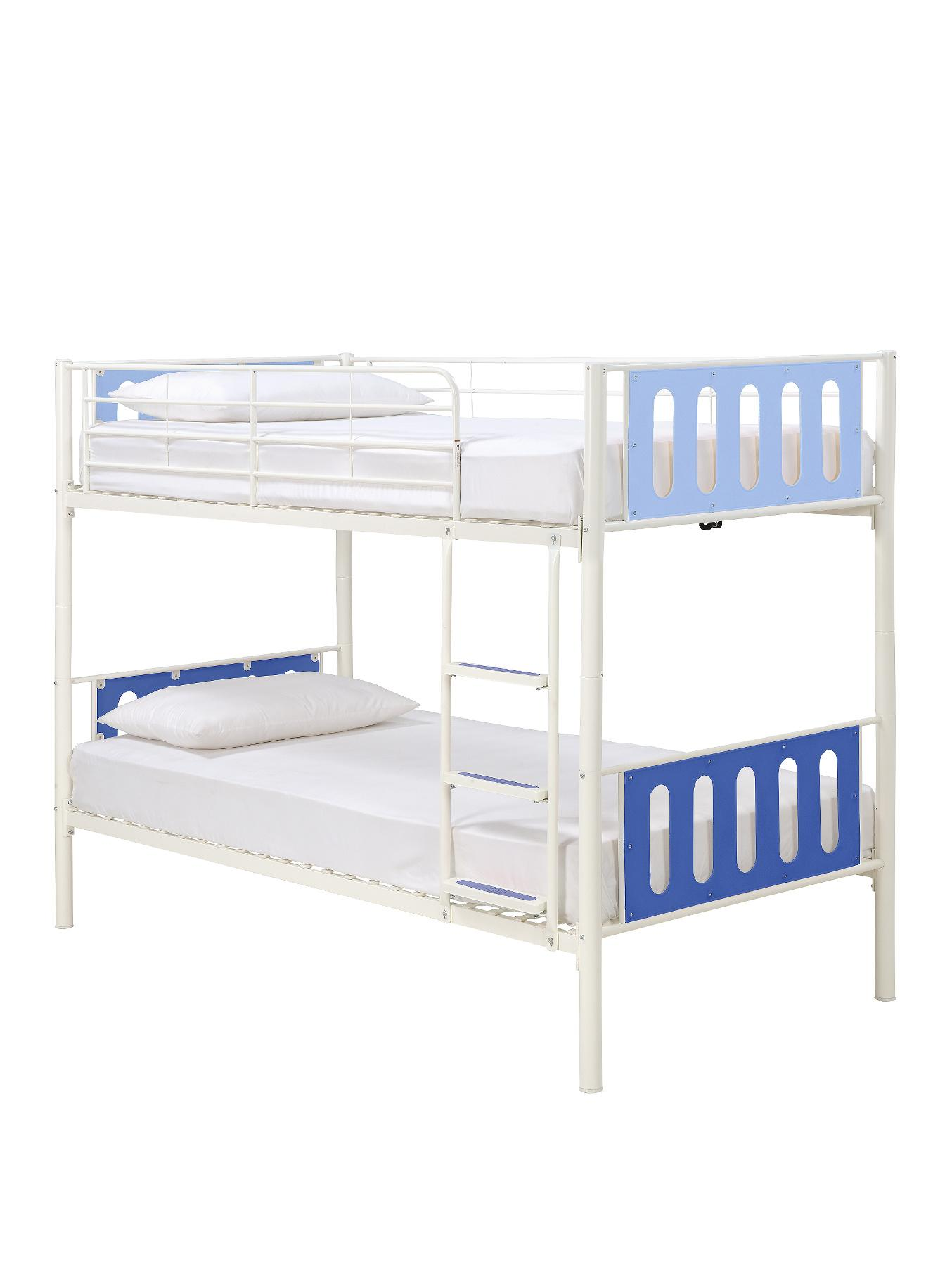 kidspace cyber bunk bed frame 1
