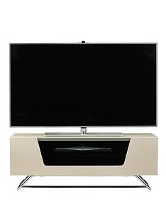 alphason-chromium-tv-stand-fits-up-to-50-inch-tv-ivory