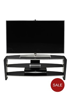 alphason-francium-1100mm-tv-stand-fits-up-to-50-inch-tv-black