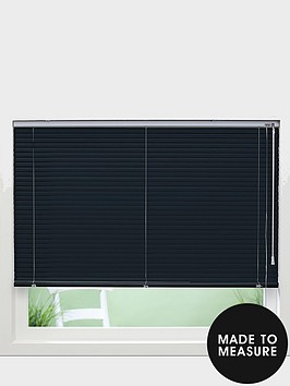 made-to-measure-25-mm-aluminium-perforated-venetian-blinds-black