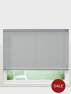 made-to-measure-25mm-aluminium-perforated-venetian-blinds-silver