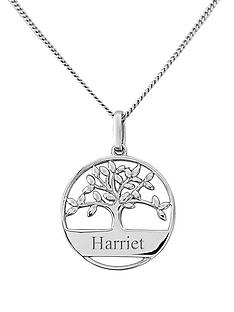 keepsafe-sterling-silver-family-tree-personalised-pendant