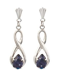 love-gem-9-carat-white-gold-figure-of-8-sapphire-drop-earrings