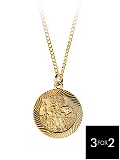 love-gold-9-carat-rolled-gold-large-st-christopher-pendant