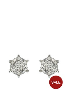 love-diamond-9-carat-white-gold-10-point-cluster-stud-earrings