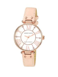 anne-klein-mother-of-pearl-dial-pink-blush-leather-strap-ladies-watch