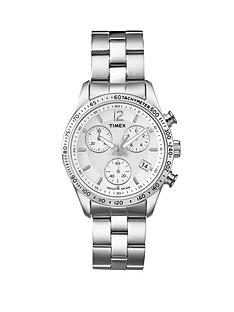 timex-chronograph-style-stainless-steel-bracelet-ladies-watch