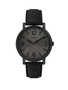 timex-original-indiglo-night-light-round-black-leather-strap-unisex-watch
