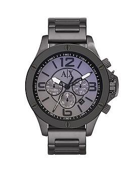 armani-exchange-chronograph-gun-metal-dial-and-gun-metal-ip-plated-bracelet-mens-watch