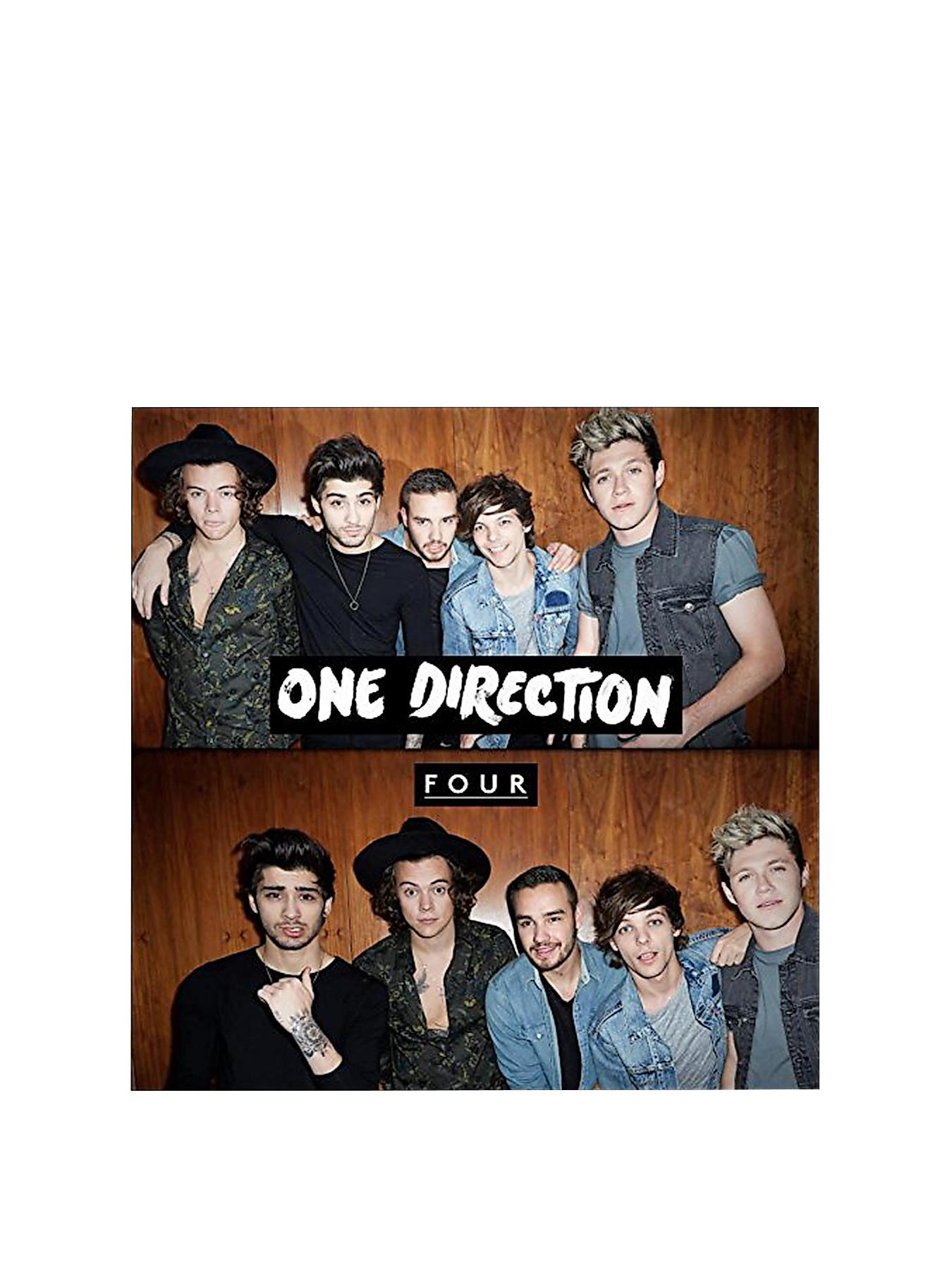 Very From Littlewoods One Direction Four Cd