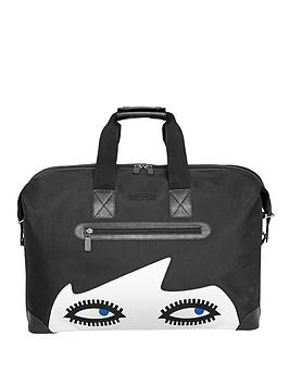 lulu-guinness-doll-face-54cm-clipper-holdall