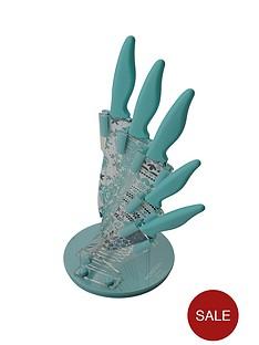 monsoon-antalya-6-piece-acrylic-knife-block