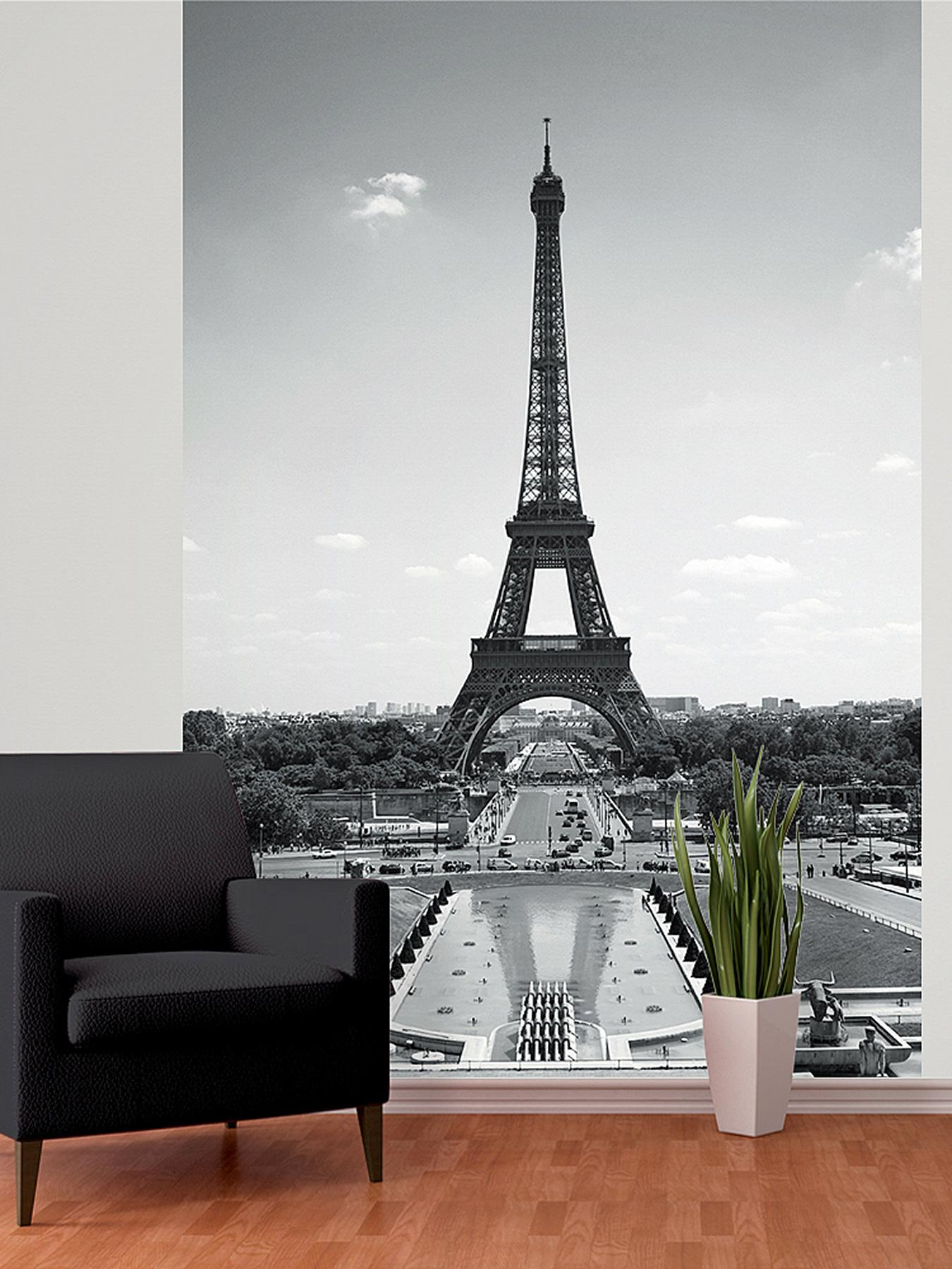 1Wall Paris Eiffel Tower Wall Mural
