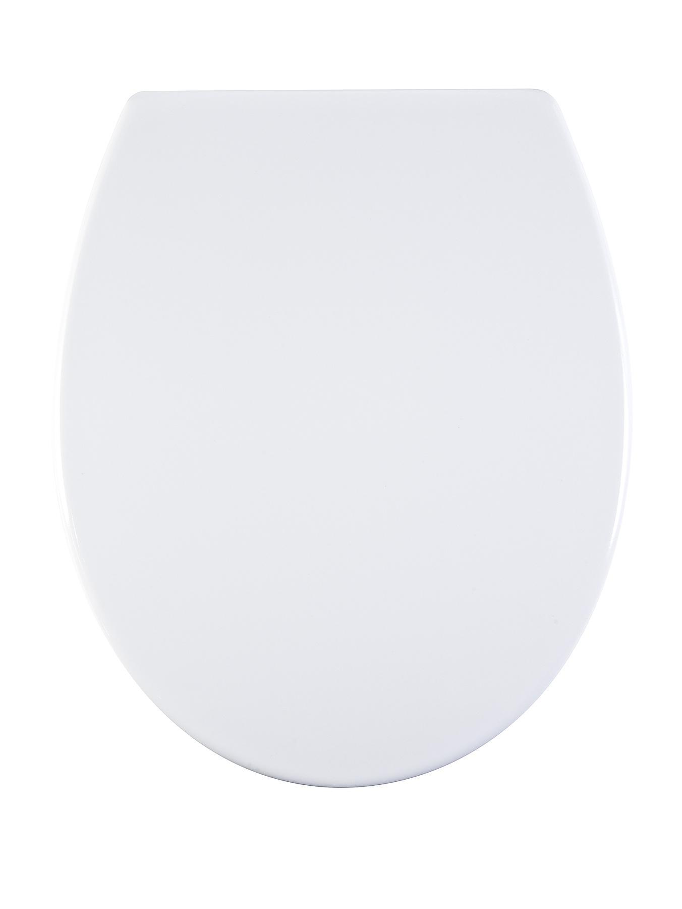 AQUALONA Duroplast Toilet Seat - White