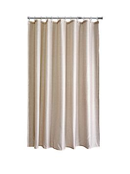 aqualona-neutral-beige-shower-curtain-natural