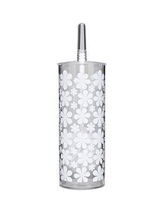 aqualona-cirque-de-fleur-toilet-brush-and-holder