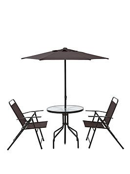 cuba-4-piece-set-with-next-day-delivery-black