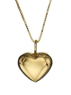 love-gold-9-carat-yellow-gold-heart-charm-with-box-chain