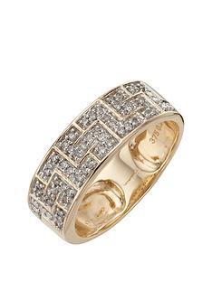 love-diamond-9-carat-yellow-gold-1-carat-diamond-greek-key-band-mens-ring