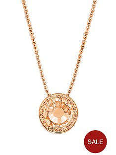 folli-follie-classy-flash-necklace-with-champagne-stone