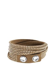 lola-and-grace-wrap-twist-gold-leather-bracelet-with-swarovski-elements