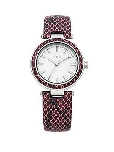 oasis-purple-croc-strap-ladies-watch