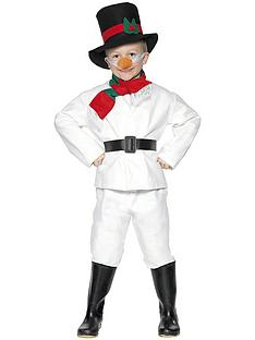 snowman-childs-christmas-costume