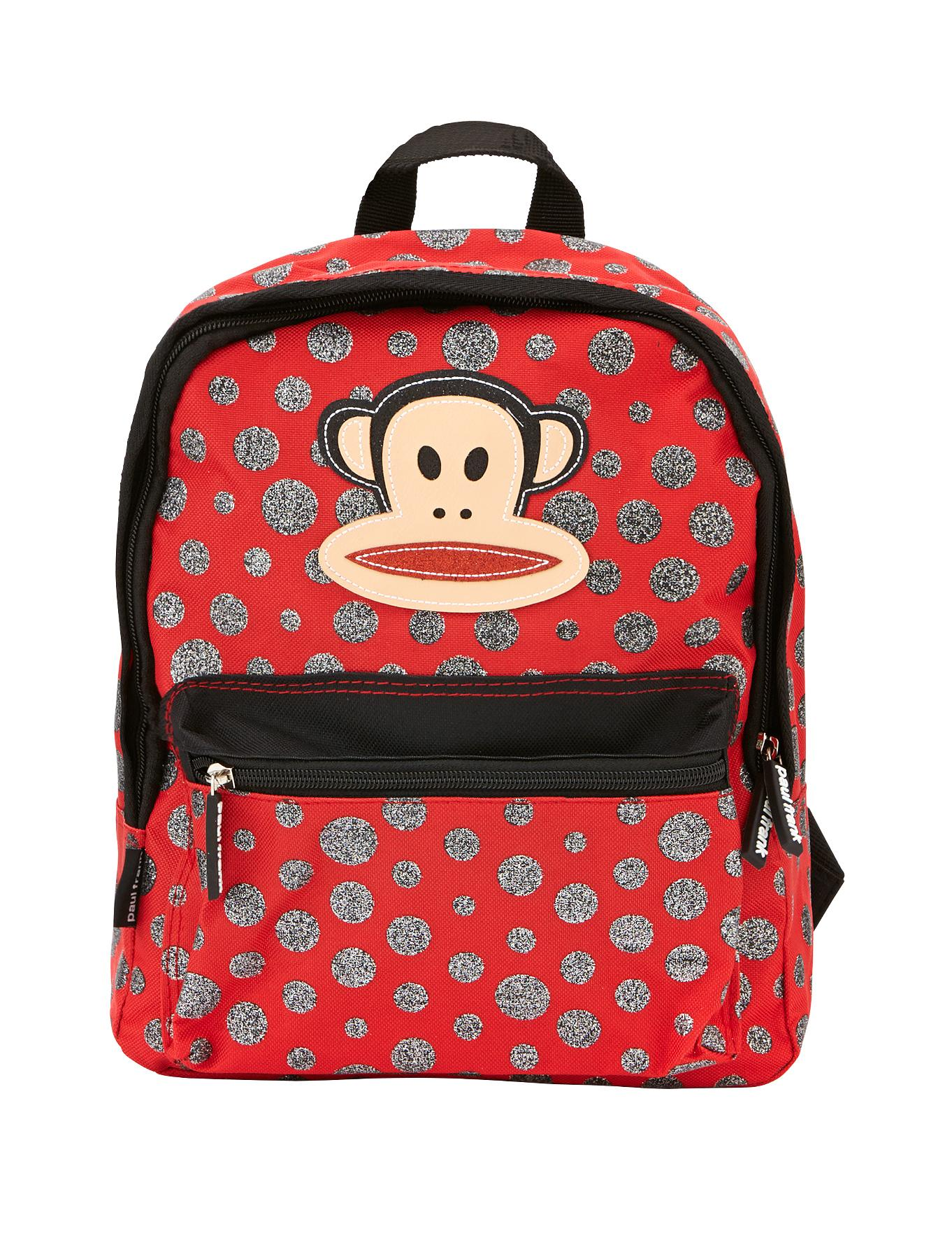 Paul Frank Glitter Spot Backpack