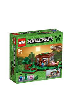 lego-minecraft-the-first-night