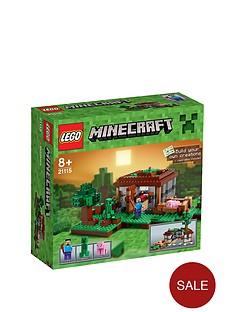 lego-minecraft-the-first-night