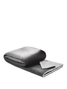 sherpa-fleece-blanket-charcoal