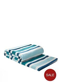 striped-blanket-teal