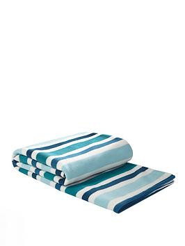striped-blanket-teal