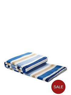 striped-blanket-blue