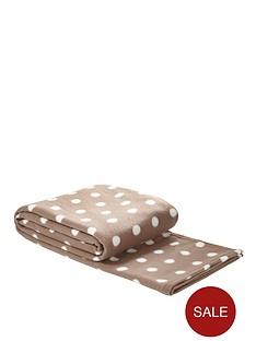 spot-printed-fleece-blanket-coffee