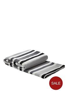 striped-blanket-blackgrey