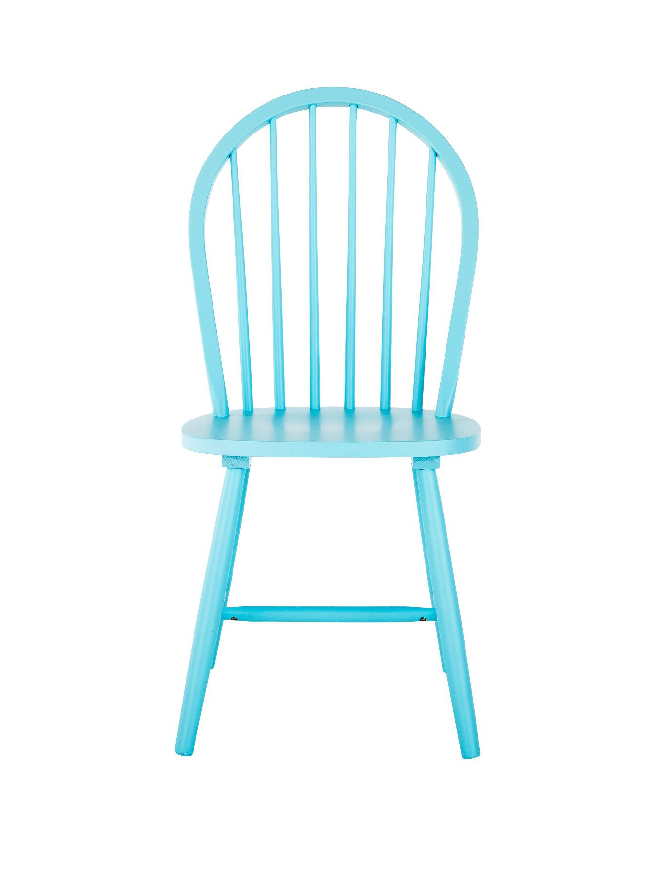 Daisy Chair - Blue - Blue, Blue