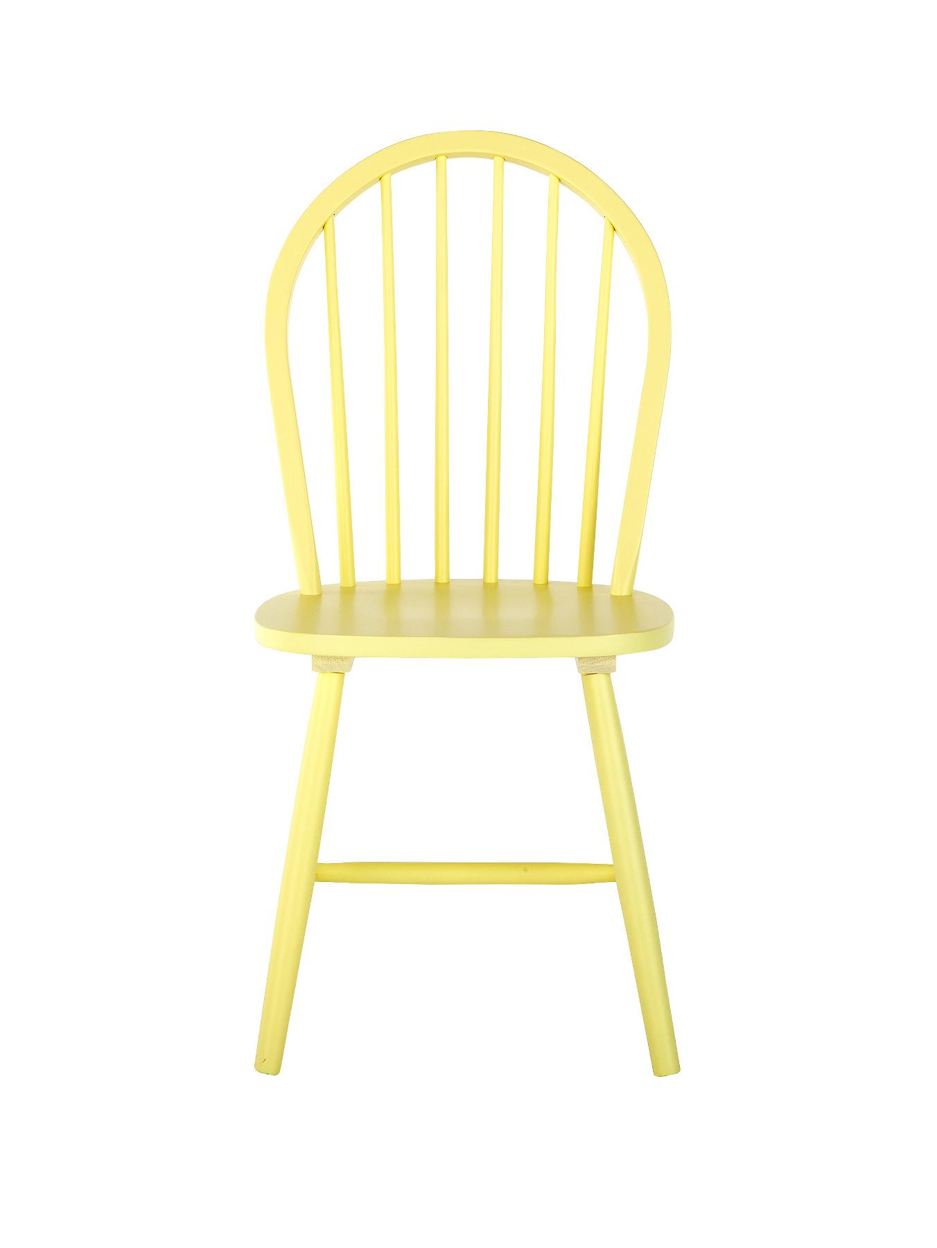 Daisy Chair - Yellow - Yellow, Yellow
