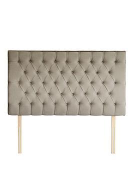 pocket spring bed company florence headboard. Black Bedroom Furniture Sets. Home Design Ideas